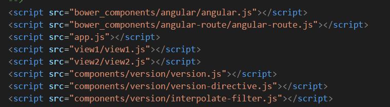 首页加载所有控制器代码文件