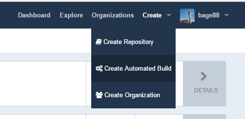 Create Automated Build